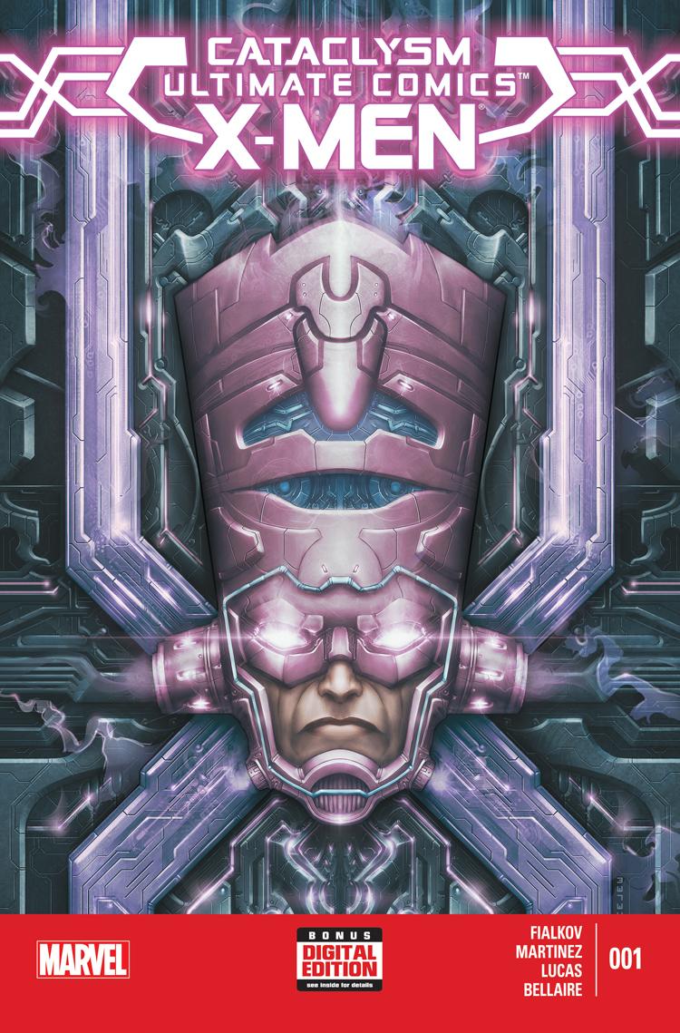 Cataclysm: Ultimate X-Men (2013) #1