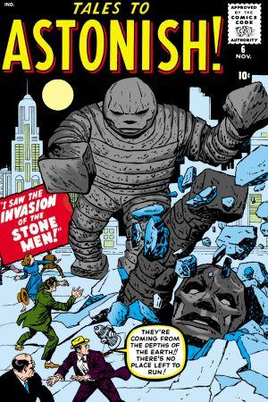 Tales to Astonish (1959) #6