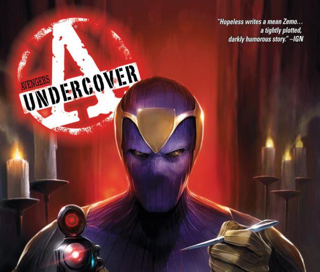 AVENGERS UNDERCOVER 5 (ANMN)