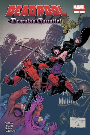 Deadpool: Dracula's Gauntlet #5