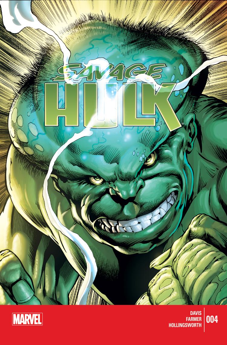 Savage Hulk (2014) #4