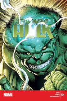 Savage Hulk #4