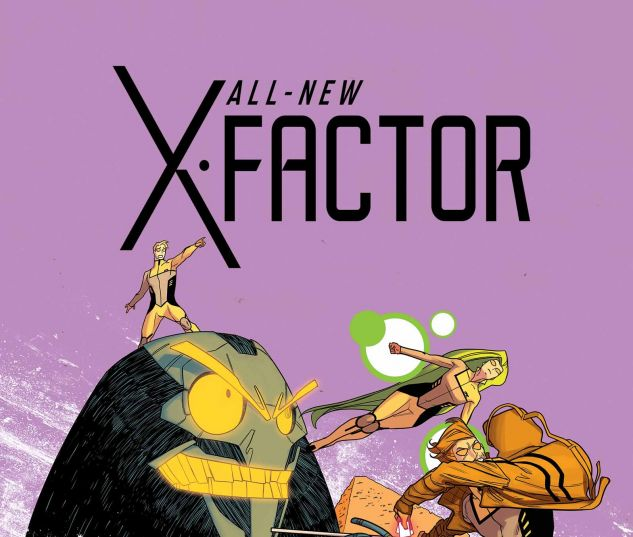 All-New X-Factor (2013) #18