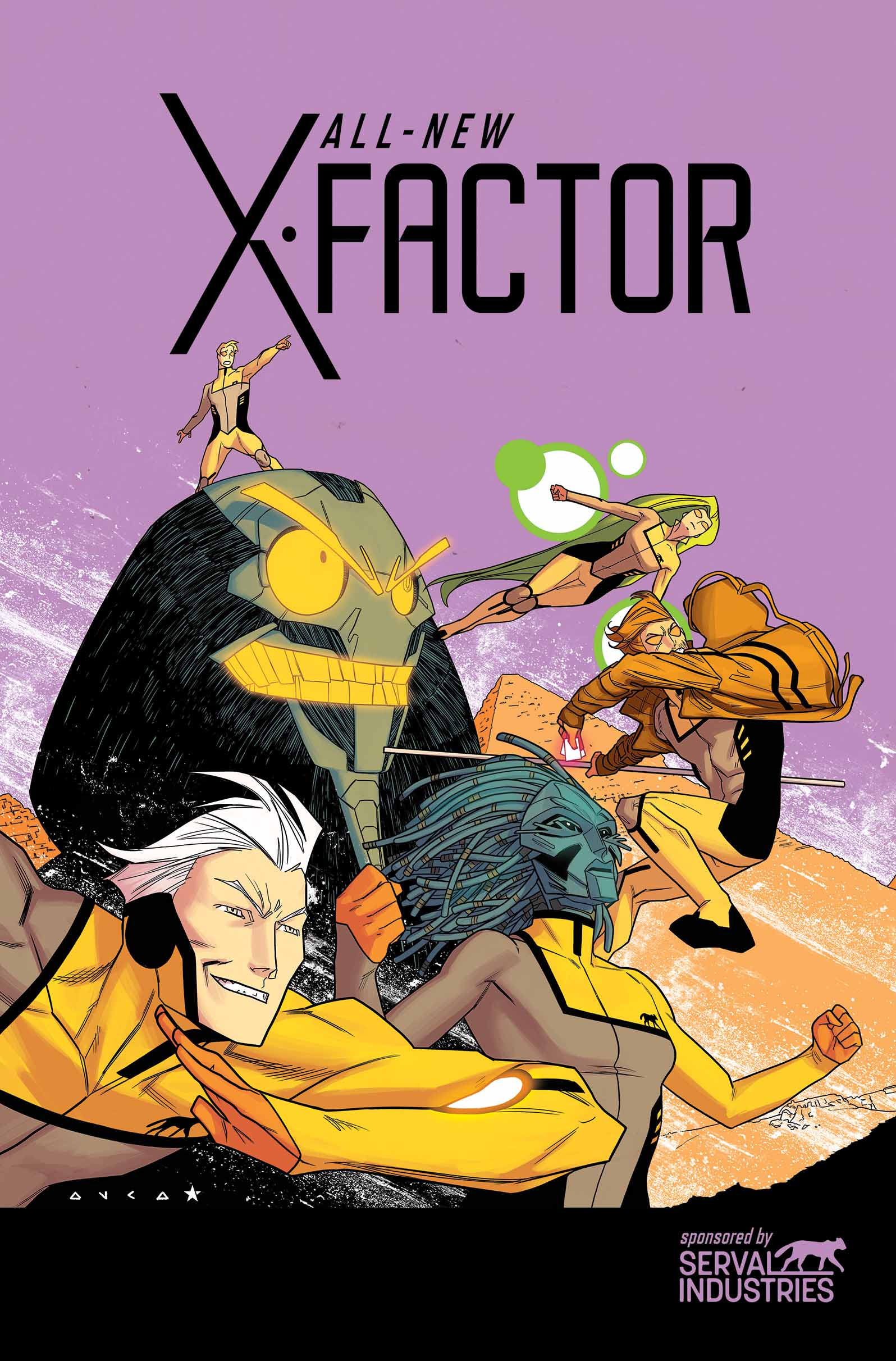 All-New X-Factor (2014) #19