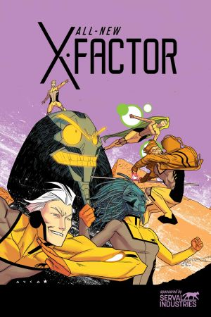 All-New X-Factor #19