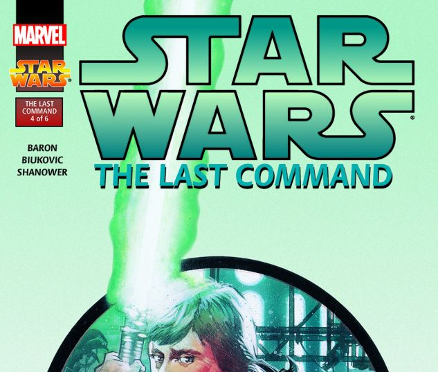 Star Wars: The Last Command (1997) #4