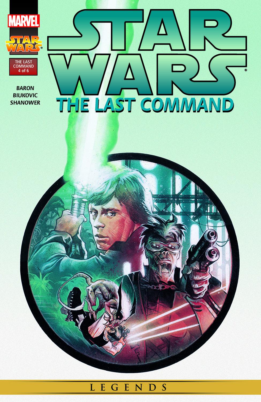 Star Wars: The Last Command (1997) #4