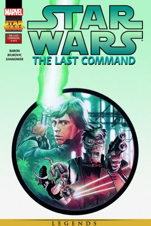 Star Wars: The Last Command #4