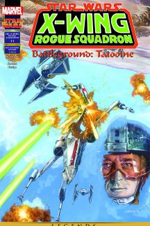 Star Wars: X-Wing Rogue Squadron #11