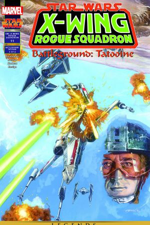 Star Wars: X-Wing Rogue Squadron (1995) #11