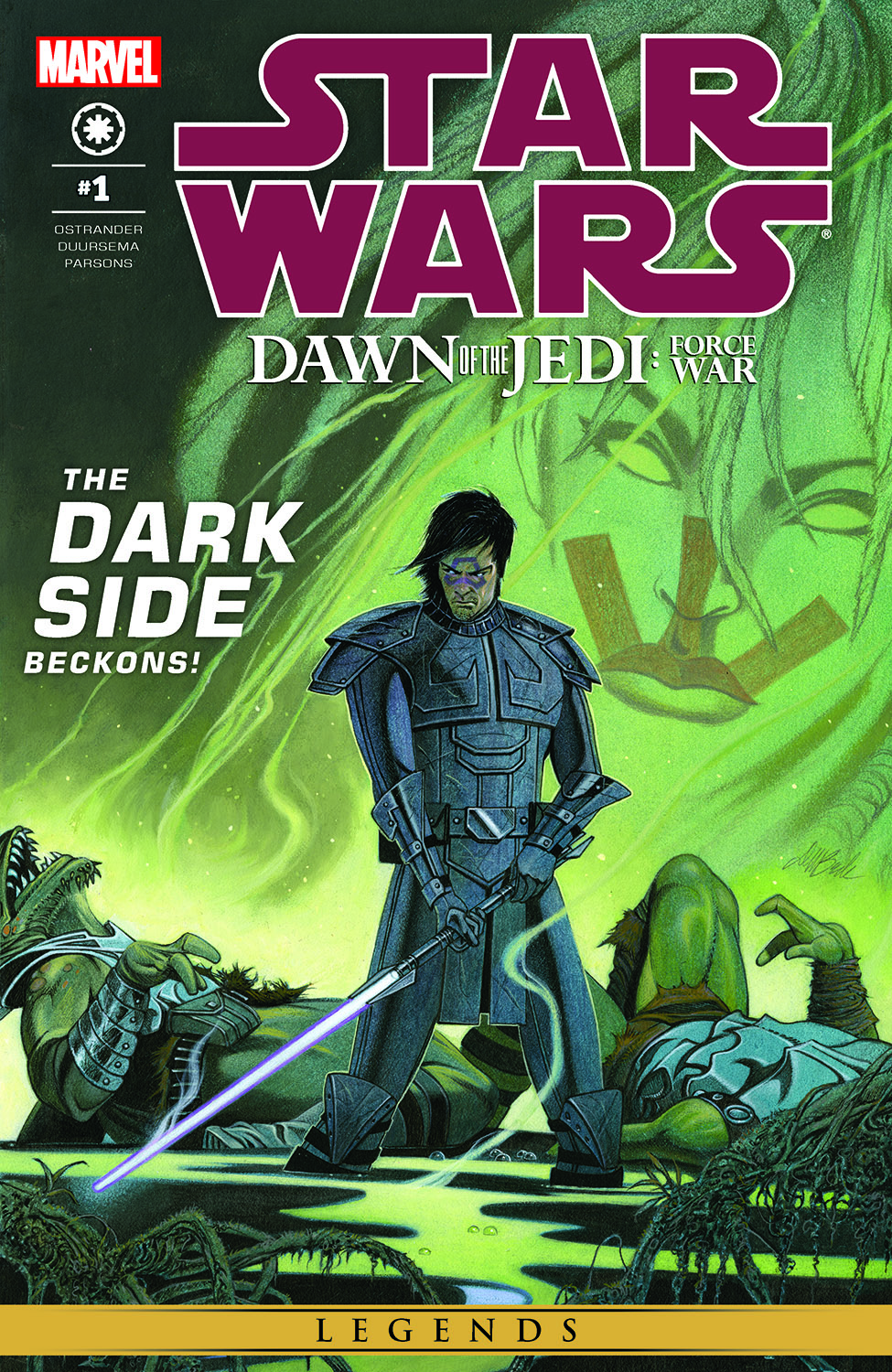 Star Wars: Dawn Of The Jedi - Force War (2013) #1