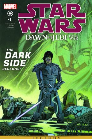 Star Wars: Dawn of the Jedi - Force War #1
