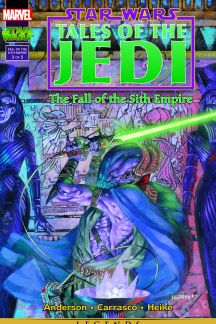 Star Wars: Tales Of The Jedi - The Fall Of The Sith Empire #3