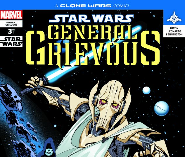 Star Wars: General Grievous (2005) #3