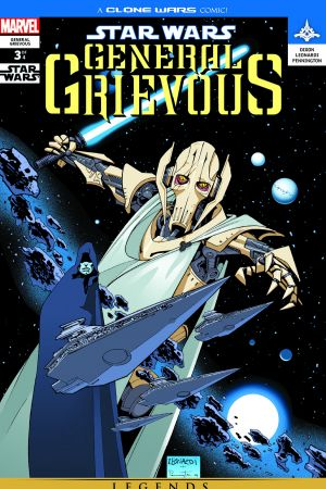 Star Wars: General Grievous #3