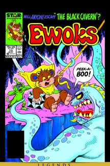 Star Wars: Ewoks #13