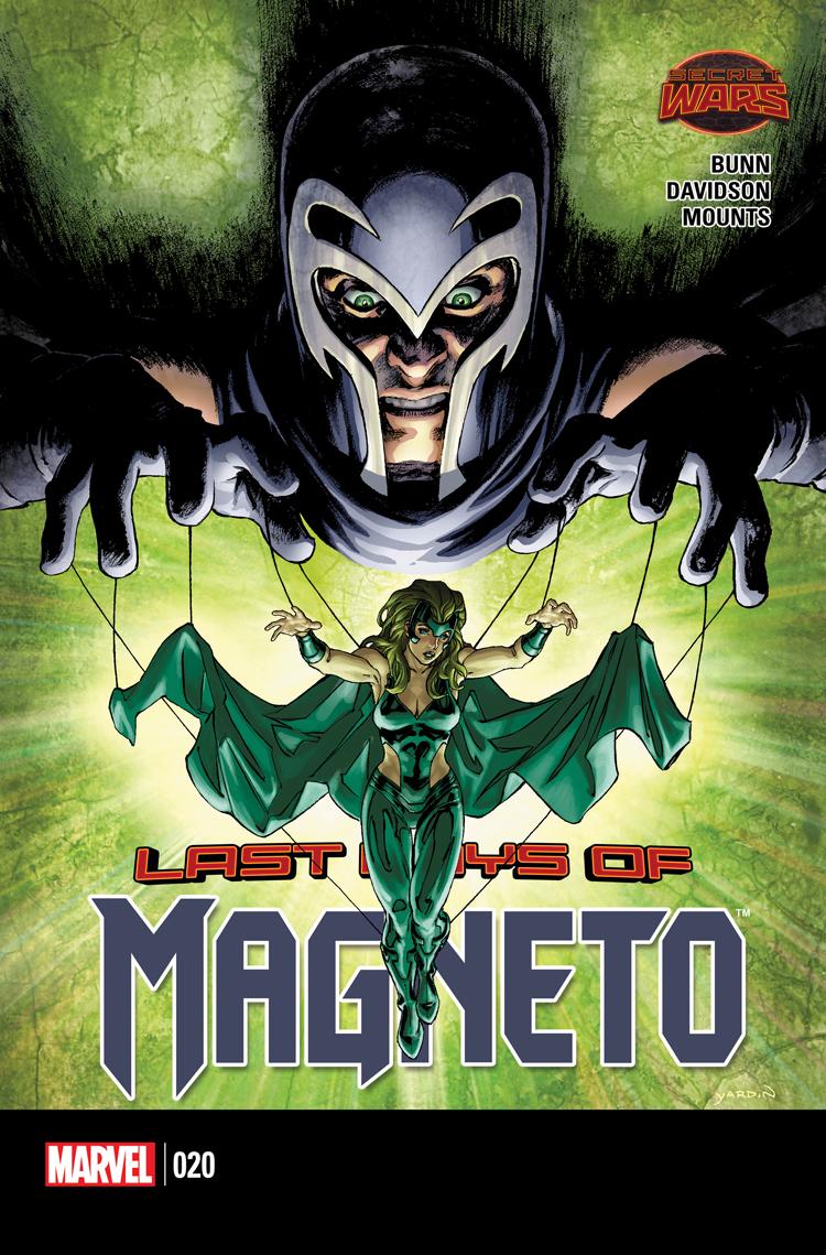 Magneto (2014) #20
