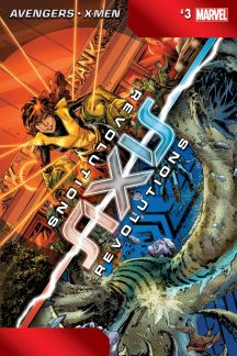 Axis: Revolutions #3