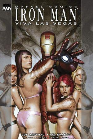 Iron Man: Viva Las Vegas (2008) #1