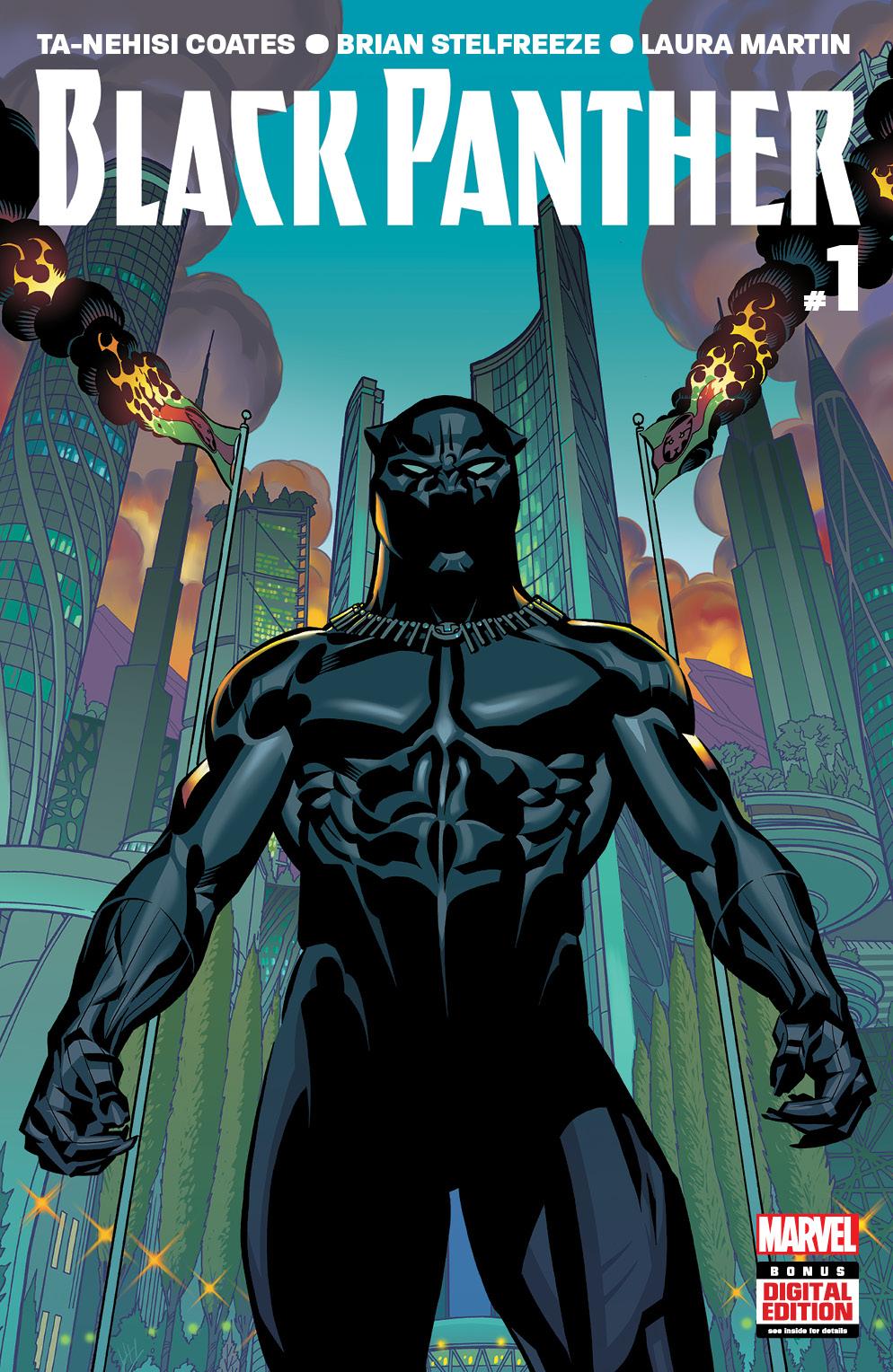 Black Panther (2016) #1