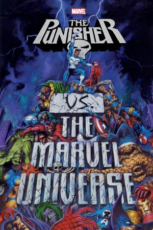 PUNISHER VS. THE MARVEL UNIVERSE TPB (Trade Paperback)