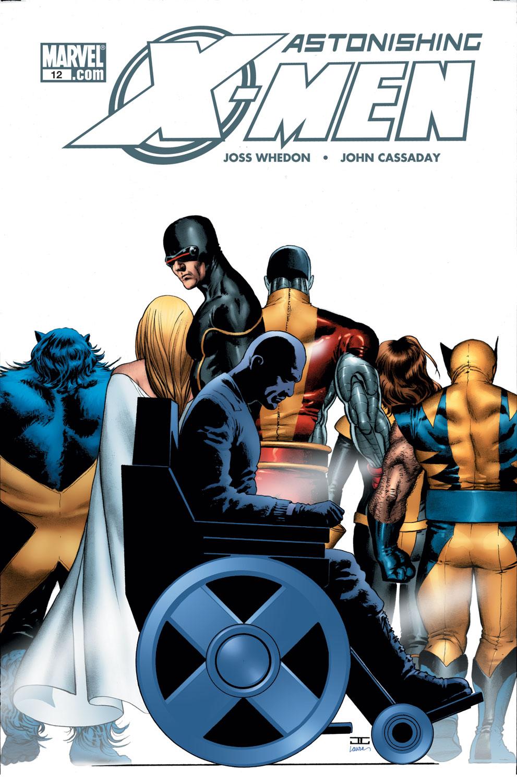 Astonishing X-Men (2004) #12