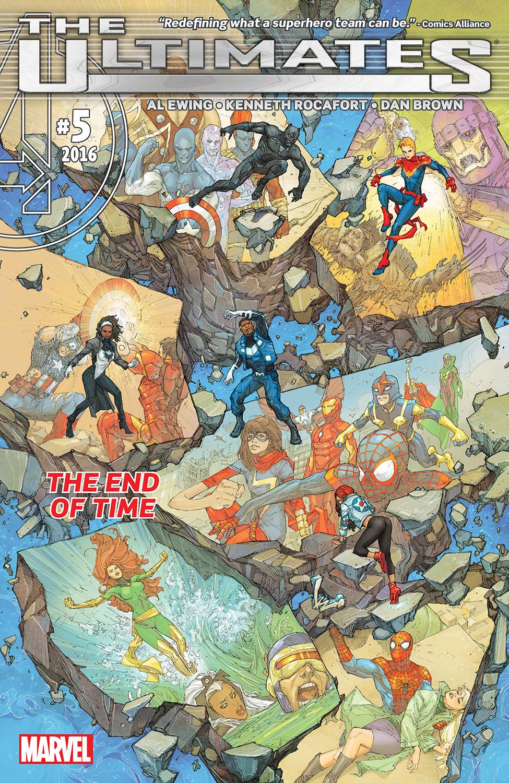 Ultimates (2015) #5