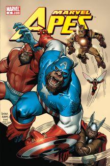 Marvel Apes #0