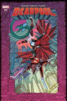 Deadpool (2015) #12