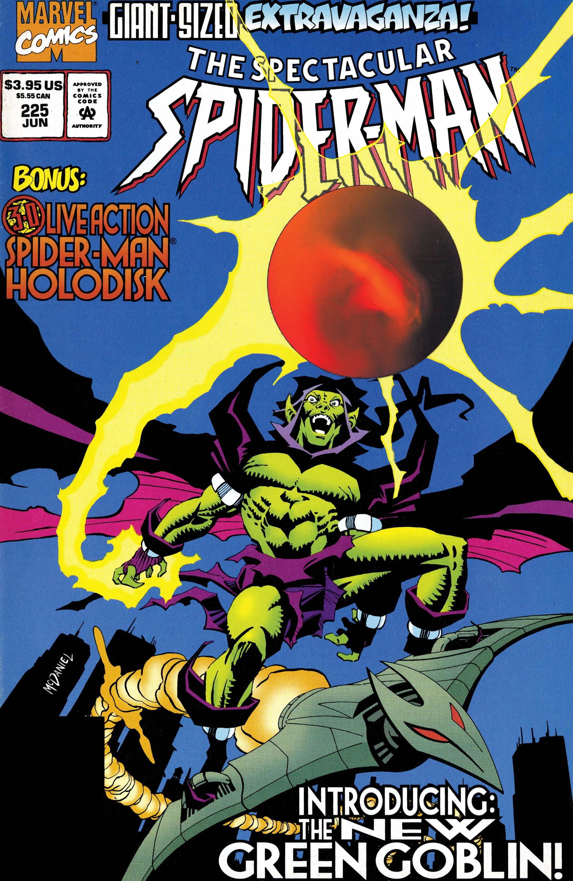 Peter Parker, the Spectacular Spider-Man (1976) #225