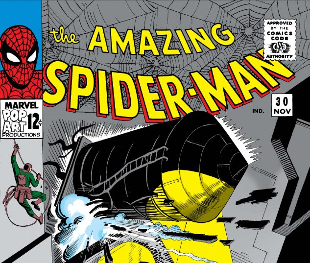 Amazing Spider-Man (1963) #30