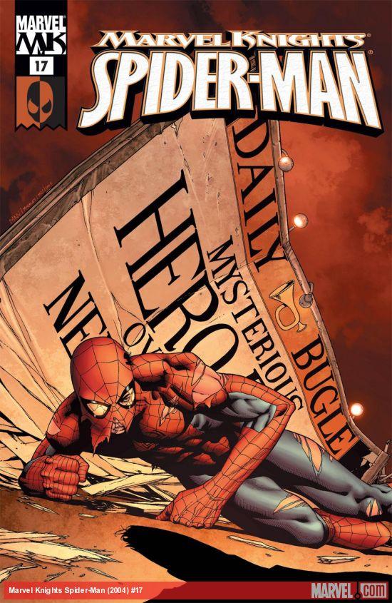 Marvel Knights Spider-Man (2004) #17