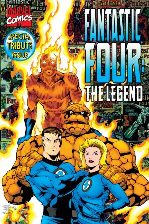 Fantastic Four: The Legend (1996) #1