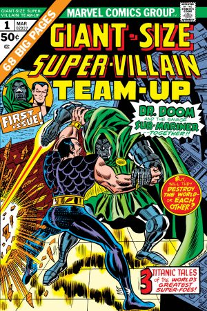 Giant-Size Super Villain Team-Up #1