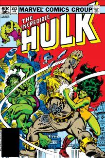 Incredible Hulk (1962) #282