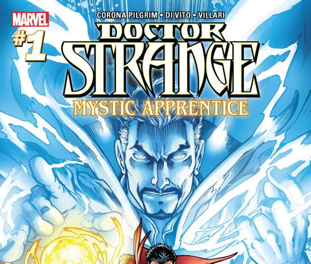 cover from Doctor Strange: Disney TBD (2016) #1