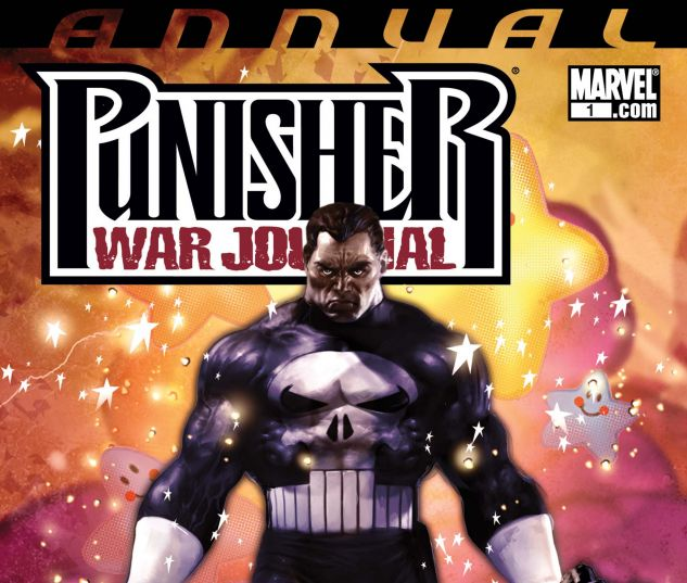 Punisher War Journal Annual (2008) #1