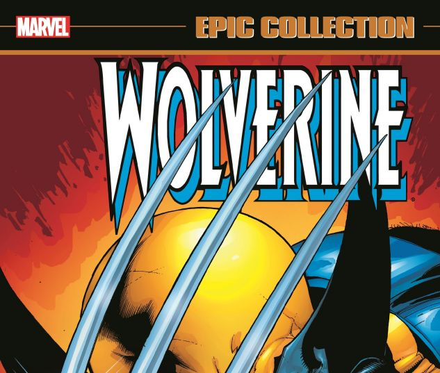 cover from Wolverine Epic Collection: Shadow of Apocalypse (2017)