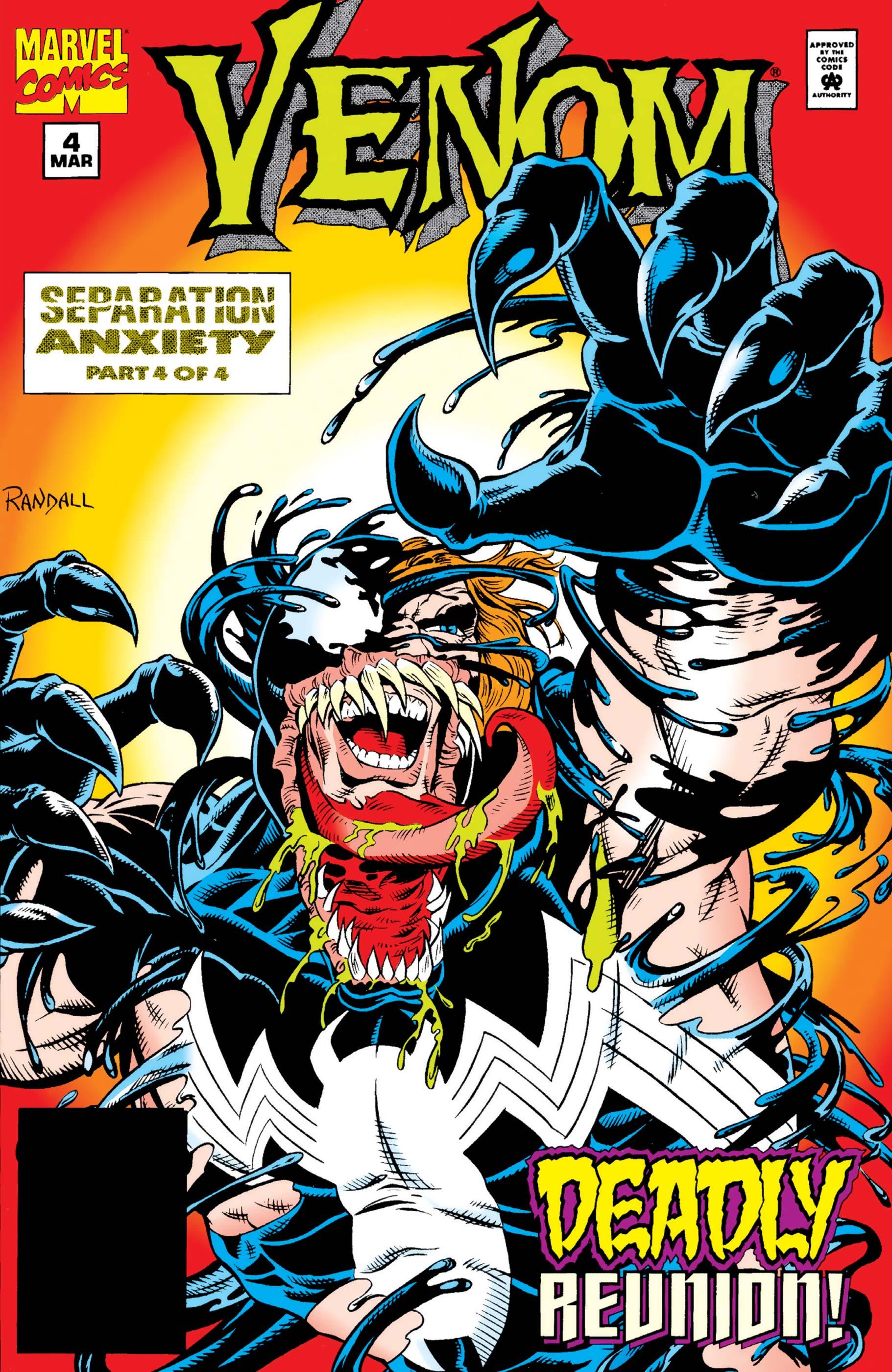 Venom: Separation Anxiety (1994) #4