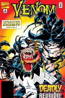 Venom: Separation Anxiety #4