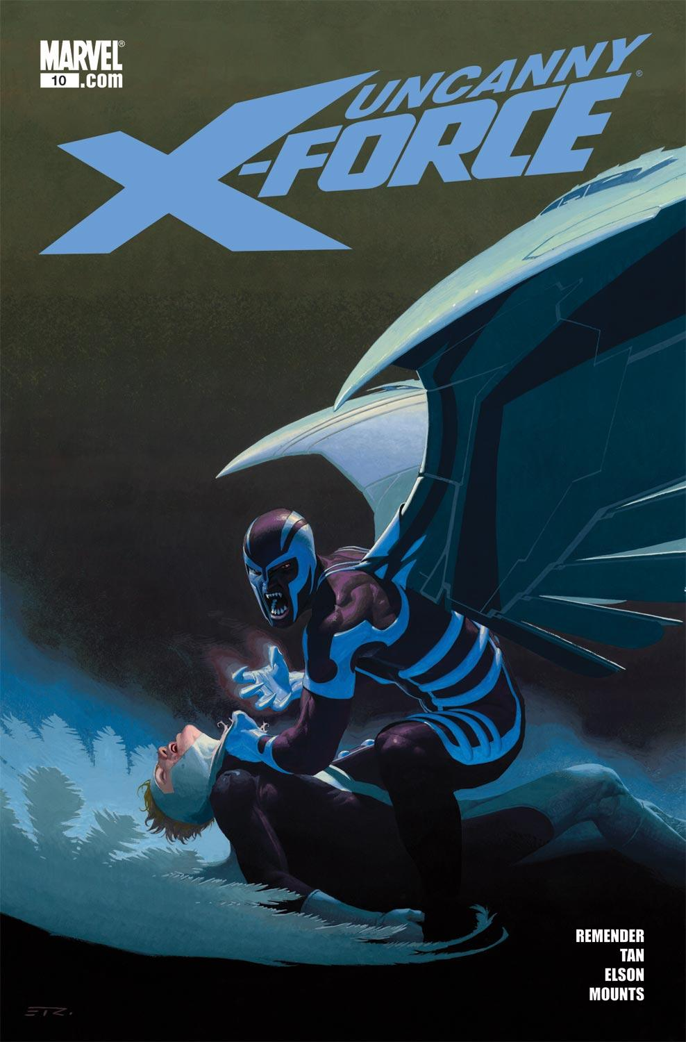 Uncanny X-Force (2010) #10