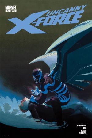 Uncanny X-Force (2010) #10