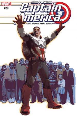 Captain America: Sam Wilson #20
