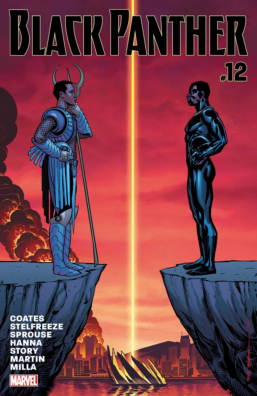 Black Panther (2016) #12