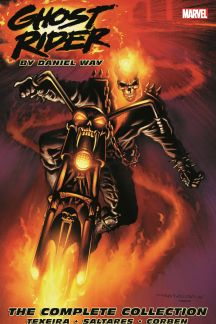 Ghost Rider by Daniel Way: The Complete Collection (Hardcover)