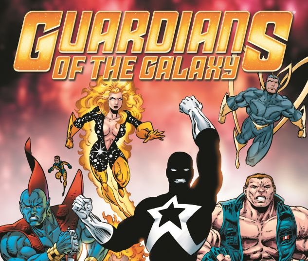 cover from Guardians of the Galaxy in the Year 3000 (2016)