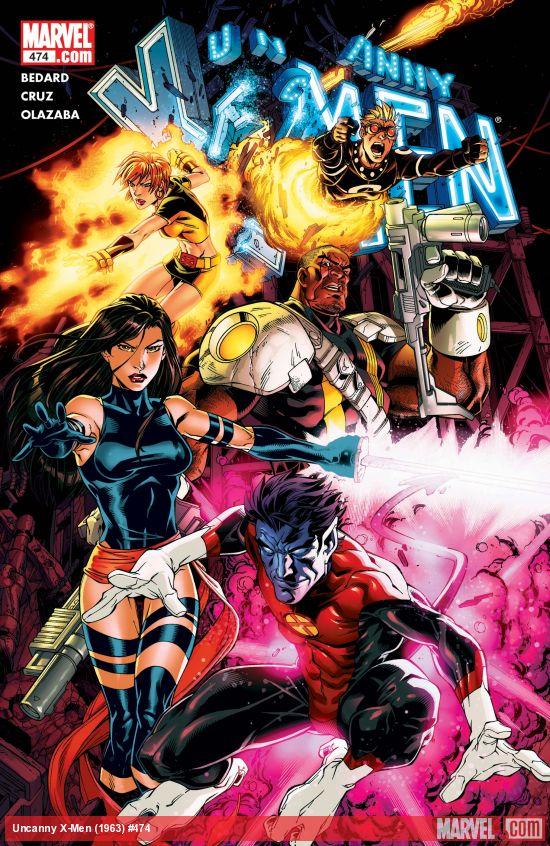 Uncanny X-Men (1963) #474