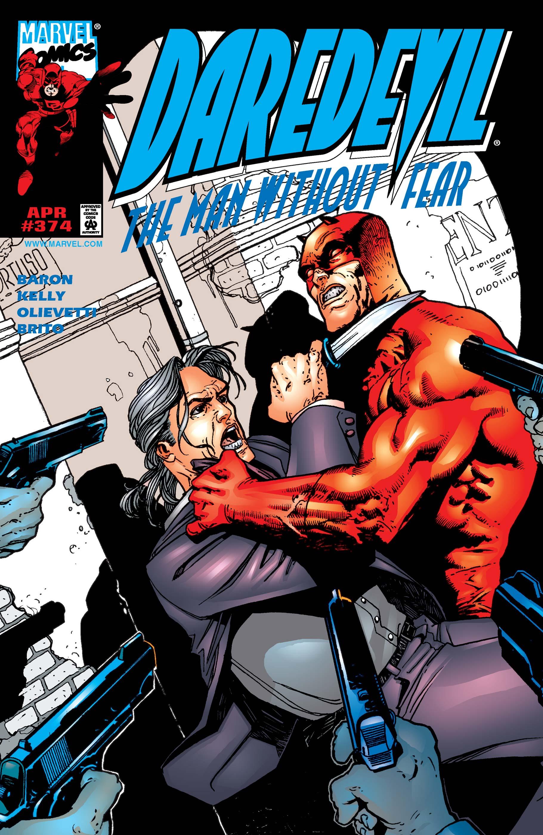 Daredevil (1964) #374