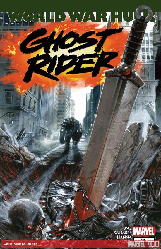 Ghost Rider (2006) #13