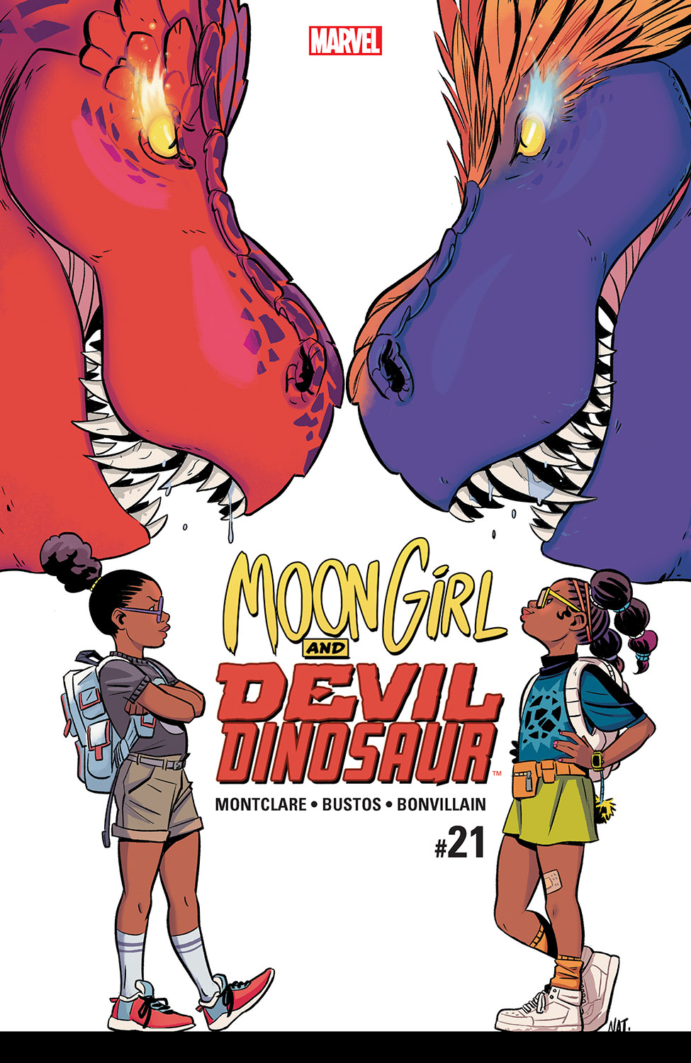 Moon Girl and Devil Dinosaur (2015) #21